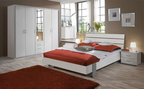 chambre avec meuble blanc chambre 20 photos