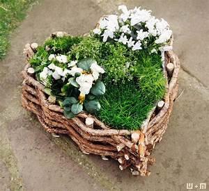 Pflanzkörbe Für Blumenzwiebeln : 20 besten f r balkong rtner bilder auf pinterest grau ~ Lizthompson.info Haus und Dekorationen