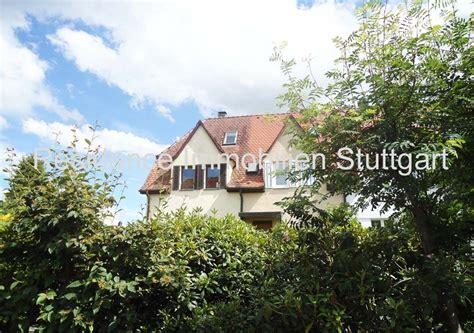Haus Mit Garten Kaufen Stuttgart by Haus In Degerloch Gem 252 Tliches H 228 Uschen Mit 4 Zimmer Und