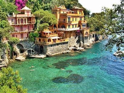 Italy Portofino Places