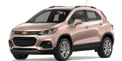 Trax Picture by 2018 Trax Small Suv Chevrolet
