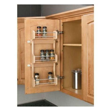 shelf kitchen pantry cabinet door mount organizer
