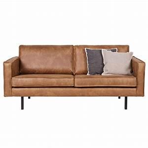 Lounge Möbel 2 Sitzer : 2 5 sitzer sofa rodeo echtleder leder lounge couch garnitur cognac new maison esto ihr ~ Bigdaddyawards.com Haus und Dekorationen