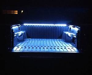 Fs waterproof under bed rail led lights tacoma world forums