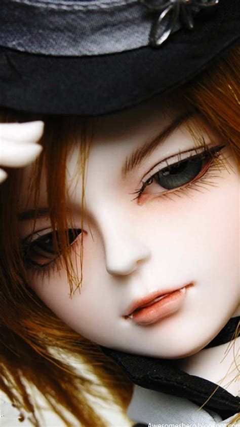 Animated Dolls Wallpapers For Mobile - doll wallpapers wallpapersafari