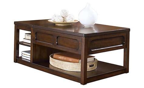 Kayden Coffee Table Wpartial Lift Top  Future Home Ideas