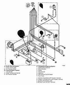 2001 4 3 Mercruiser Oil Sensor Wiring Diagram