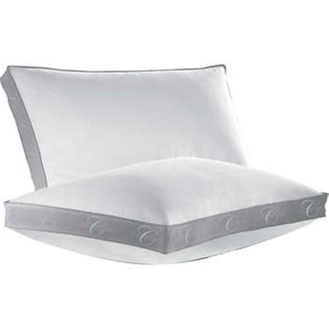 charisma comforel silky soft pillow pillow king feather standard pillow crate and