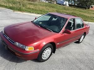 1992 Honda Accord Lx Sedan 4