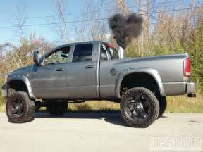dodge ram 3500 diesel lifted with stacks 2006 dodge ram 3500 - Dodge Ram 3500 Dually Lifted With Stacks