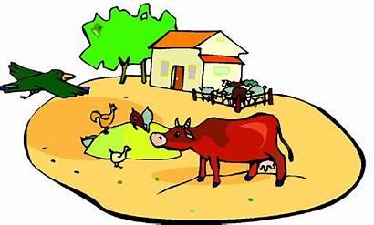 Farm Clipart Cows Clip Farmer Clipartmag
