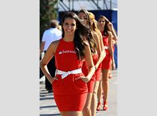 Grid Girls European Grand Prix photos ESPNcouk