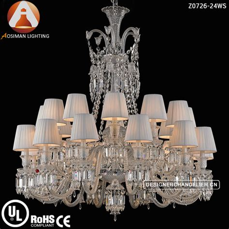 18 luz baccarat lustre cristal lustres de teto id do produto 658950892 portuguese alibaba