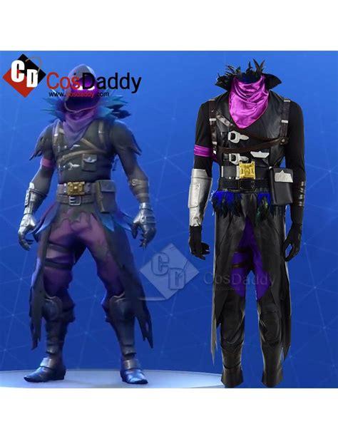 fortnite raven skin cosplay costume fortnite cosplay