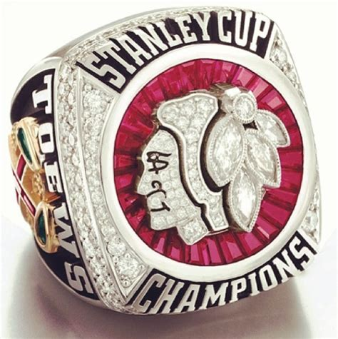 Chicago Blackhawks Stanley Cup Ring Revealed. Summer Wedding Rings. Spence Engagement Rings. Phd Rings. Rose Inspired Engagement Engagement Rings. Raja Jewellers Wedding Rings. Cool Rings. Chain Attached Rings. Antique Rings
