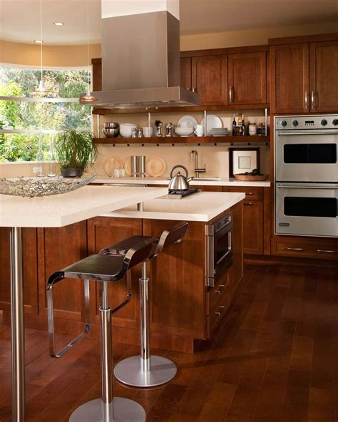 spice kitchen design waypoint living spaces style 630 in cherry spice 2426