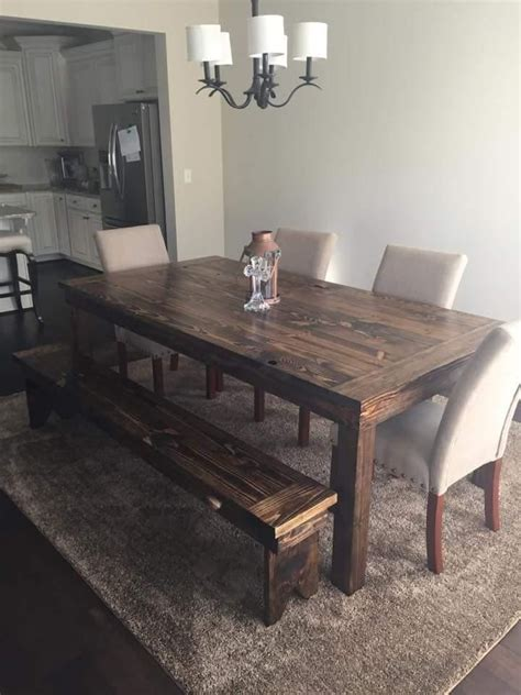 rustic farmhouse dining table for sale for sale rustic farm style wood dining table furniture