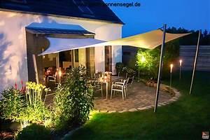 sonnensegel baier sonnenschutz gmbh With terrasse sonnensegel