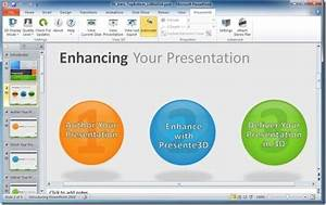 Create And Play 3d Presentations On Projectors And Tv With