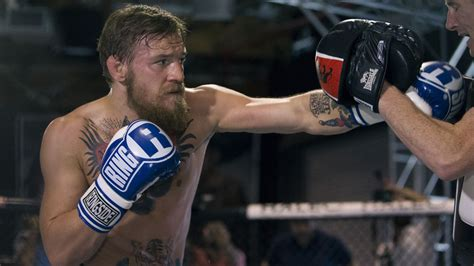 manager posts video  retired ufc champion conor mcgregor training mma fighting