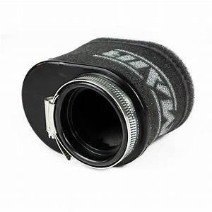 Universal Oval Foam Pod Air Filter  U2013 Motorcycle Scooter