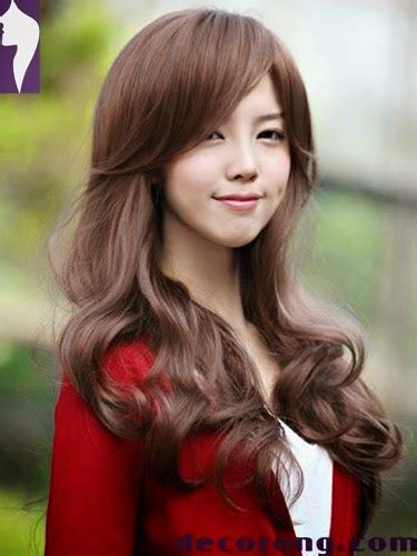 awesome curly japanese hairstyle hairstyles