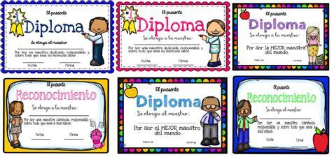 imagenes de diplomas para el dia de los padres maravillosos diplomas para el d 237 a maestro