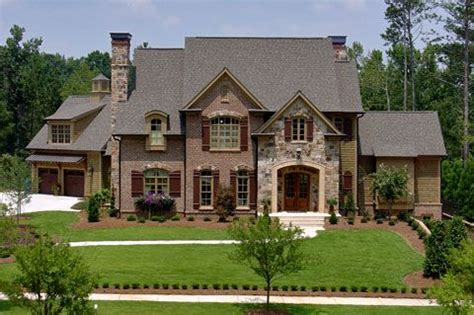Mitch Ginn Design  Chris Parrott Homes  Stone And Brick