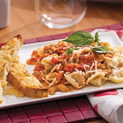 cuisine recettes pratiques tortellinis alla gigi recettes cuisine et nutrition