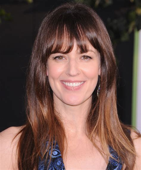 rosemarie dewitt long straight casual hairstyle