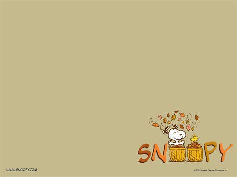 Charlie Brown Thanksgiving Wallpaper Desktop