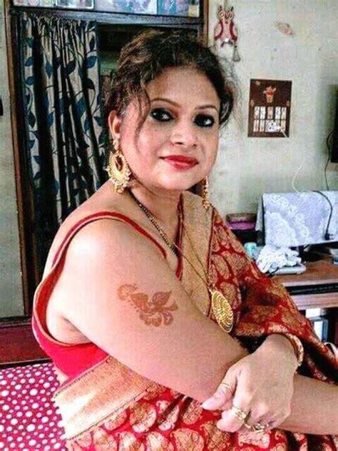 Sexy Nepali Mature Aunty Home Facebook