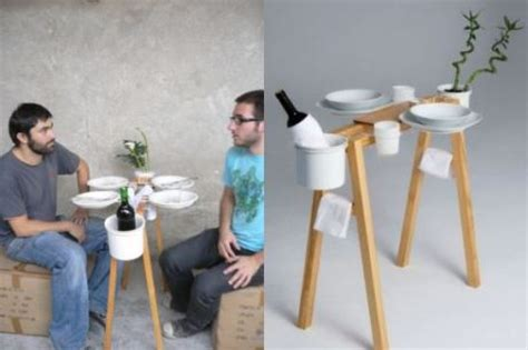 Il Capo Dining Table by Minimal Dining Table