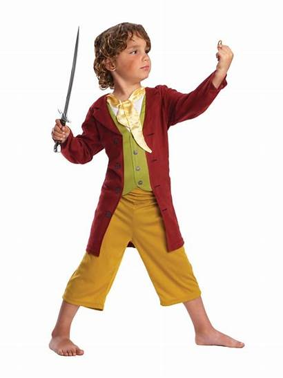 Bilbo Baggins Costume Hobbit Child Doos Kostuum