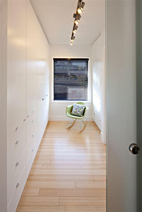 floor to ceiling closet doors closet contemporary with