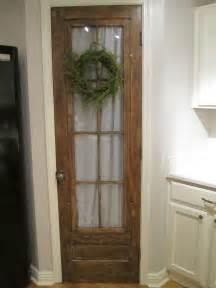 Antique Pantry Door Ideas