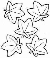 Coloring Fall Pages Flowers Preschoolers Printable Sheets Source sketch template