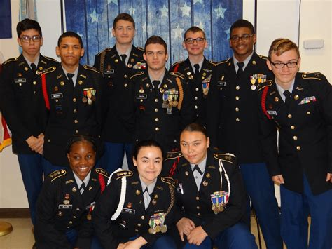 newport jrotc program earns highest distinction news