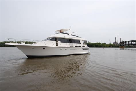 Boat Loans In Minnesota by 1991 Viking Motoryacht 55 Power New And Used Boats For Sale