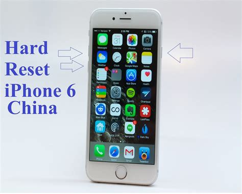 how to factory reset iphone 6 plus reset iphone china how to reset iphone 6 china