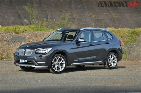 2015 Bmw X1 Sdrive20i Review (video)
