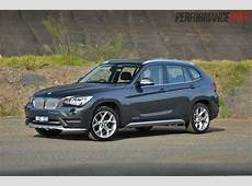 2015 BMW X1 sDrive20i review video PerformanceDrive