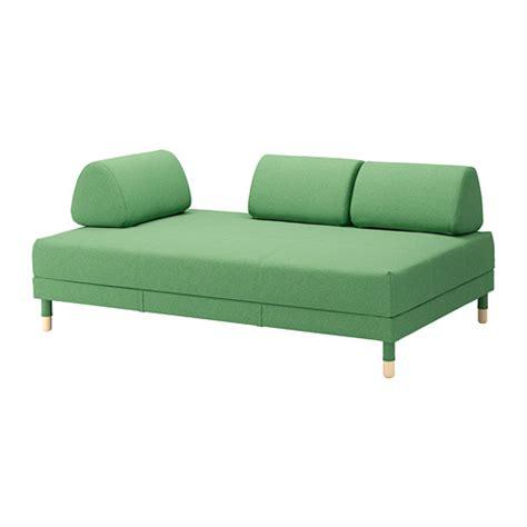 promo canapé ikea flottebo canapé lit lysed vert ikea