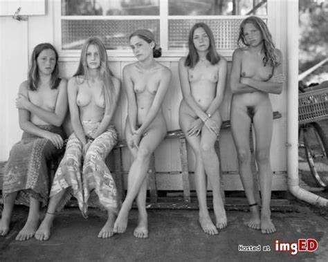 Short Resolution Artistic Hippie Jock Sturges Photography ~ Tracey Alice, Melanie Incredible