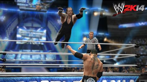 Preview Wwe 2k14 Seeks To Give Players Creative Freedom