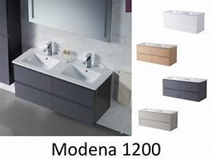 meubles lave mains robinetteries meuble sdb meuble With carrelage adhesif salle de bain avec 120 watt led