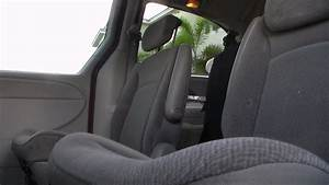 How To Unjam Rear Seats 2005 Dodge Grand Caravan Part 2