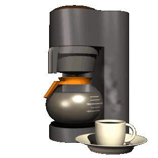 gifs cafetiere et machine a caf 233 gif pause cafe et boisson chaude