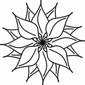 Flower Bouquet Clipart Black And White | Clipart Panda ...