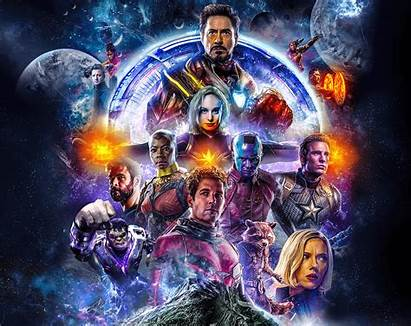 Avengers Endgame Marvel Wallpapers Captain War Poster